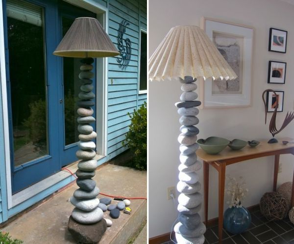 Nature Inspired Beauty How To Use River Stones In Diy Projects