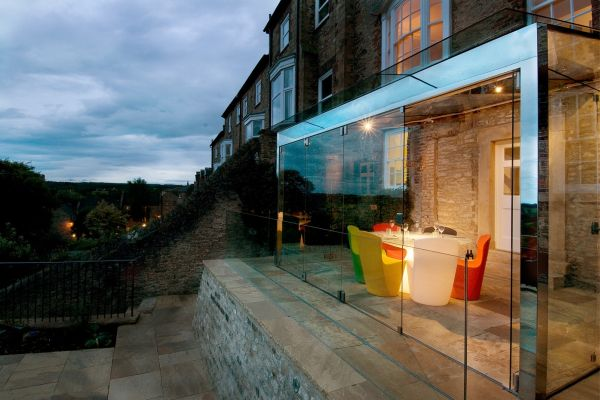 House Designs Featuring Glass Extensions – Enjoy Nature
