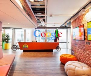 The Google Amsterdam Offices Are full Of Color Energy And Sustainable Features