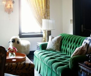 Skirted Sofas: When and How to Choose Them