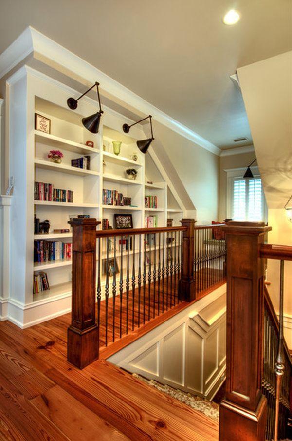 Upstairs Hallway Decorating Ideas