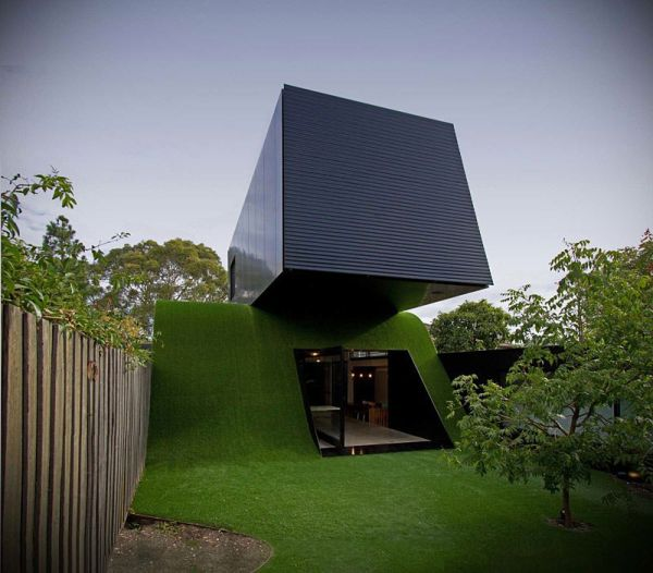 20 Beautiful And Modern Cantilevered Buildings From All
