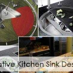 Creative Kitchen Sink Designs You Never Knew Were Available Great Ideas