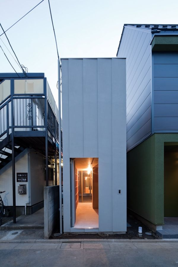 20 of the world 39 s narrowest houses comfort in a tiny space - Architectural designers near me ...