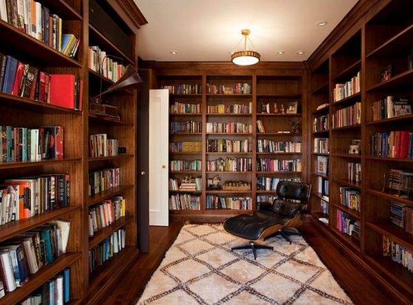 tiny attic room ideas - 62 Home Library Design Ideas With Stunning Visual Effect