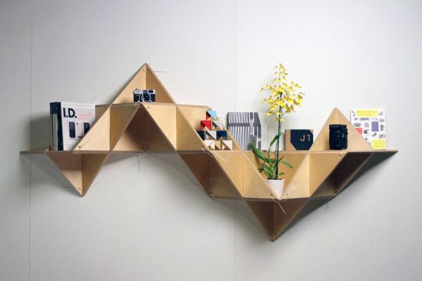 Explore Unique And Unconventional Designs Inspired By Origami