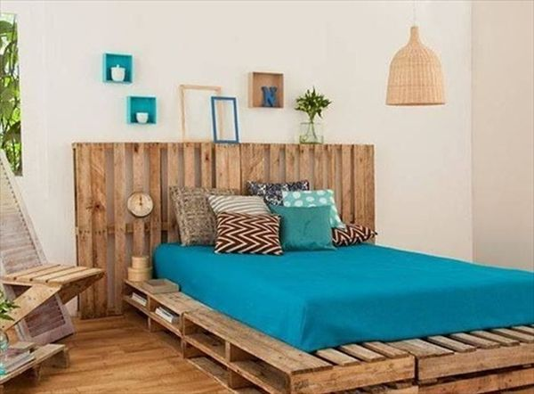 How to build your dream bed with no effort and little money for Piani casa tetto a passo singolo