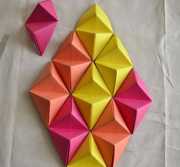 How To Make An Easy Origami Butterfly Step By