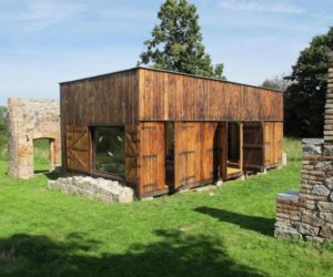 100% Recycled Home Project In The Czech Republic