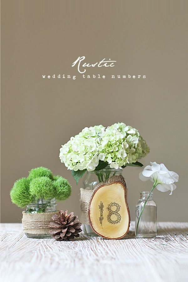 Find Inspiration In Nature For Your Wedding Centerpieces - 40 ...