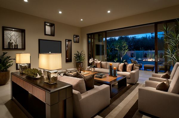 view in gallery - Living Room Light
