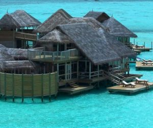 Stunning Overwater Bungalows Around The World For A Breathtaking Holiday
