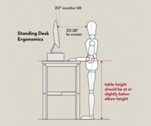 Get Things Done While Standing – 10 DIY Standing Desk Designs To Get You Inspired