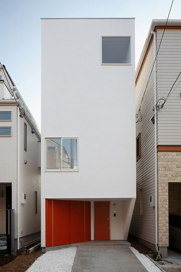 20 Of The World 39 S Narrowest Houses Comfort In A Tiny Space