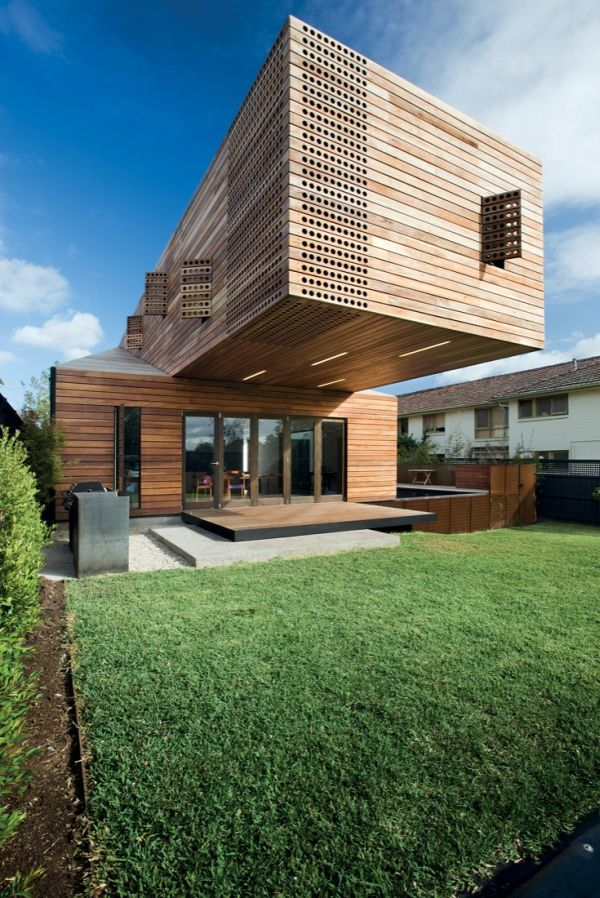 very attractive home construction and design.  20 Beautiful And Modern Cantilevered Buildings From All Over The World