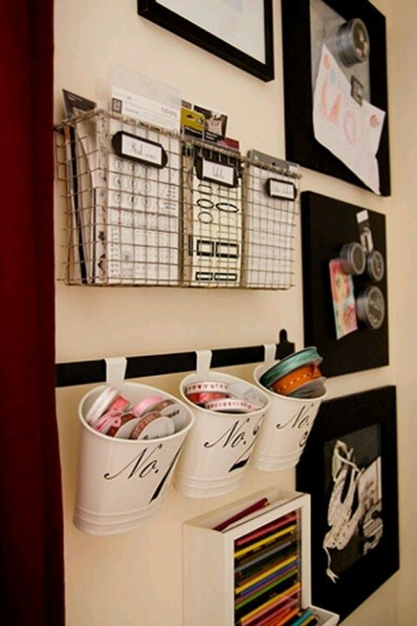 office wall organization system the ultimate guide for organizing your home room by room 23972