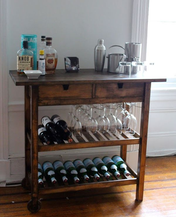 14 Inspiring DIY Bar Cart Designs And Makeovers on ideas for library, ideas for lighting, ideas for patio, ideas for books, ideas for jewelry, ideas for gardening, ideas for lamps, ideas for christmas, ideas for kitchens, ideas for coat rack, ideas for tile, ideas for diy, ideas for china cabinets, ideas for hardwood floors, ideas for bamboo, ideas for rugs, ideas for wallpaper, ideas for bench, ideas for spring, ideas for chair,