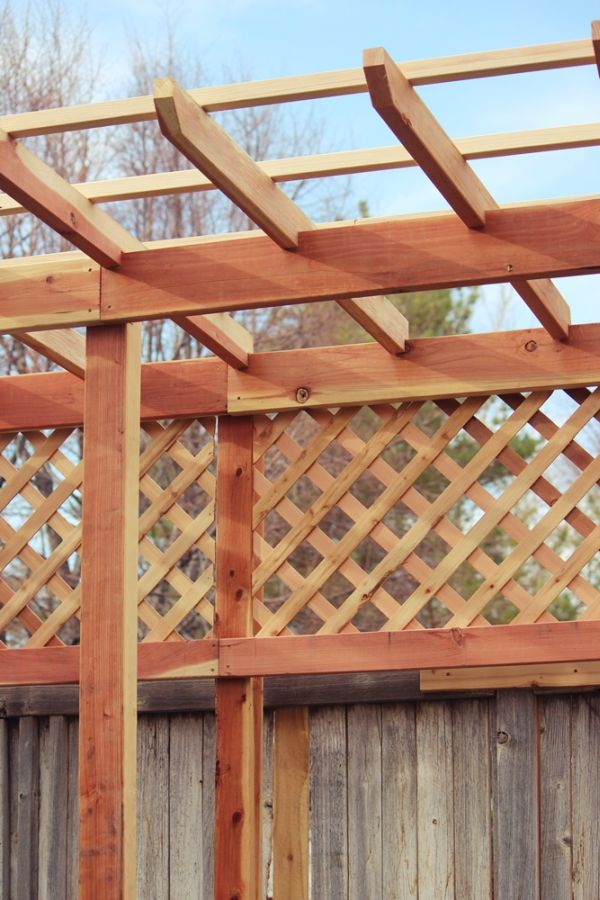 Garden Pergola Ideas Diy Arbors
