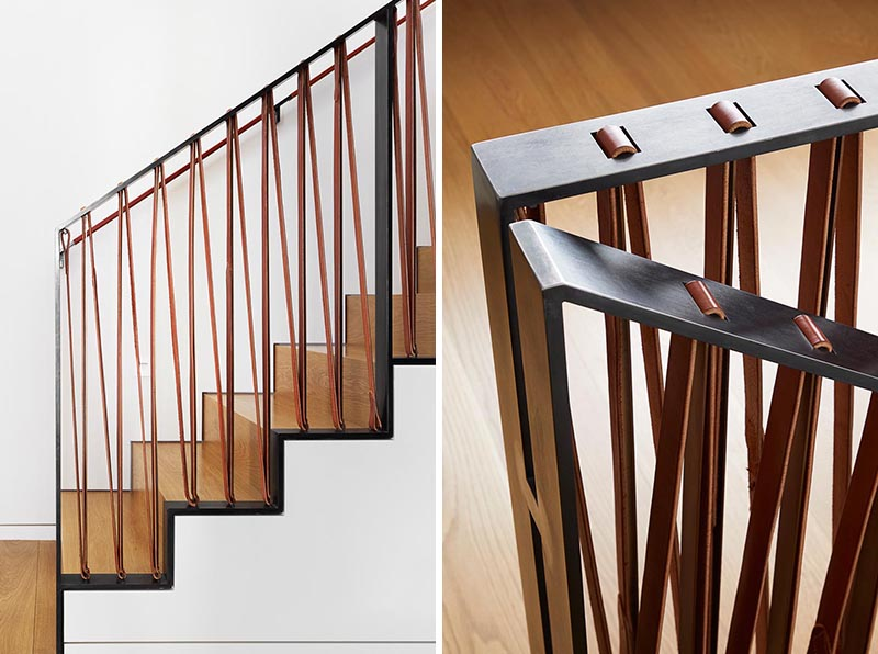 17 Ingenious Staircase Railing Ideas To Spruce Up Your ...