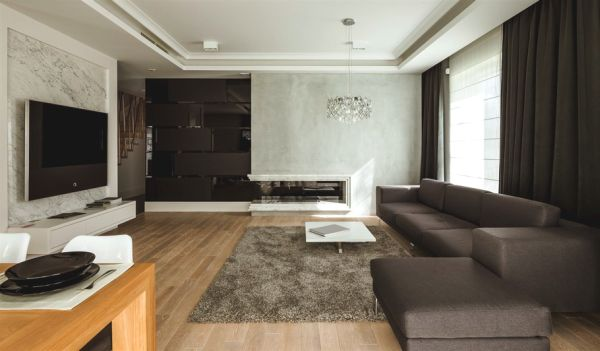Luxury Apartment Designed With Timeless Elegance
