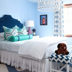 turquoise bedroom decor. Create A Soothing Atmosphere With Turquoise Bedroom D cor Our Current Obsession  Curtains