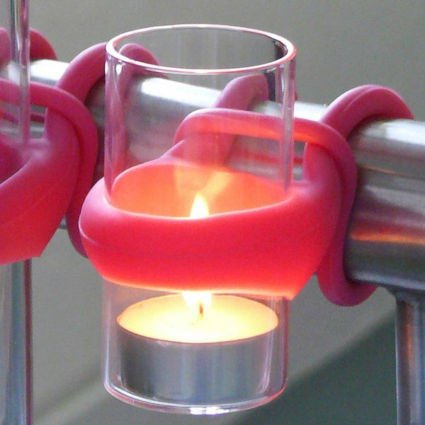 Balcony Tealight.