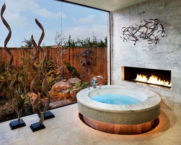 Préférence 19 Inspiring Seamless Indoor/Outdoor Transitions in Modern Design OK45