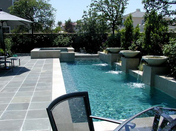 Backyard Small Pools spruce up your small backyard with a swimming pool – 19 design ideas