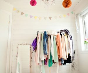 Open Space Closets – For Those Who Are Organized And Want To Show It
