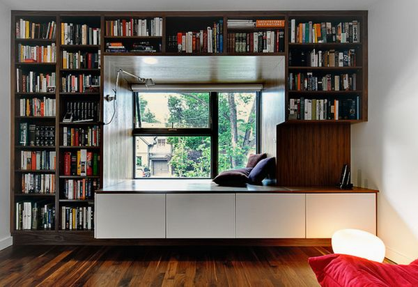 Enjoy Your Favorite Book In Style 15 Window Alcove Reading Nooks