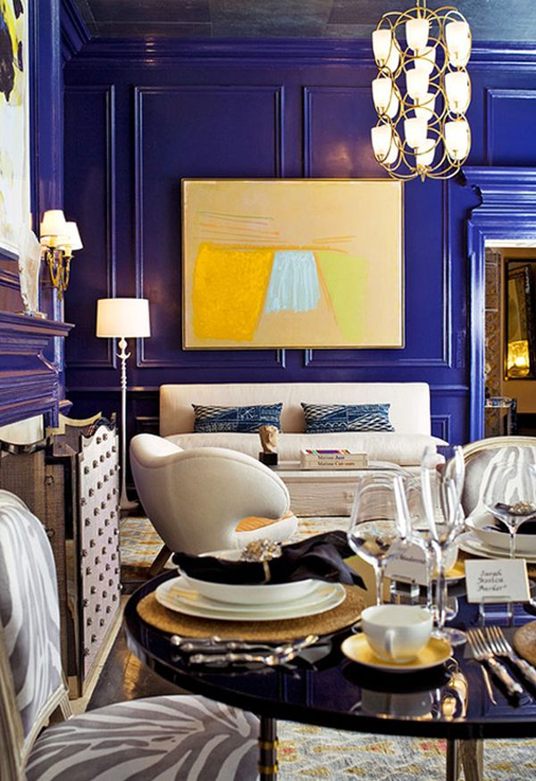 Cobalt Blue Amp Why Home Decor Loves It