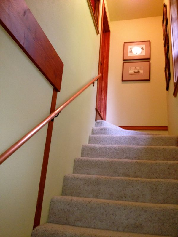 Attractive 10 Ingenious Staircase Railing Ideas To Spruce Up Your House Design LG43