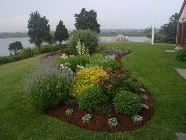 Flower Garden Landscape Jaw dropping flower beds arrangements and landscape designs view in gallery workwithnaturefo