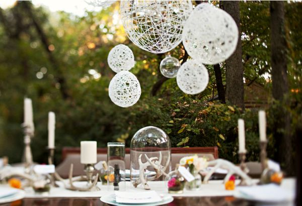 view in gallery - Outdoor Party Decorations