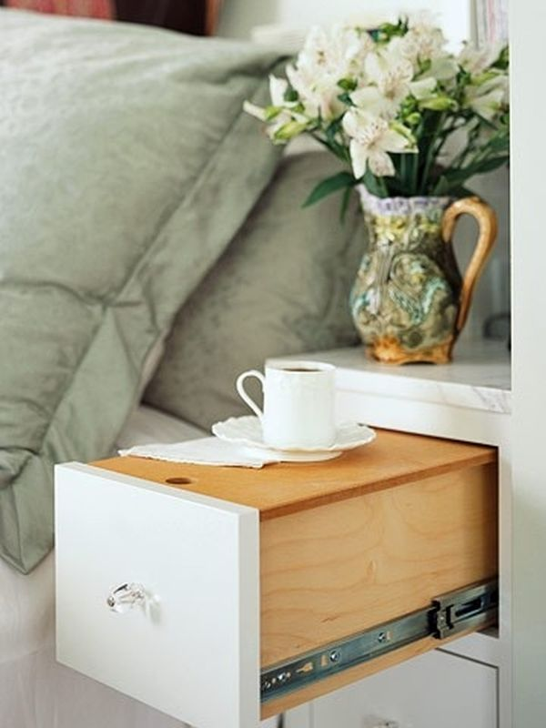Cpap Bedside Table: Enjoy The World Upside Down
