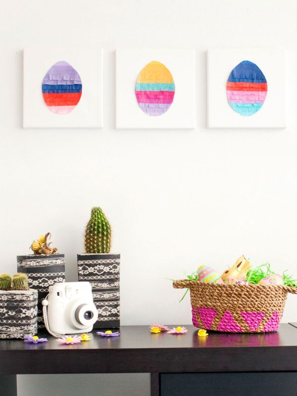 10 last minute diy decorations you should try this easter for Diy easter room decor