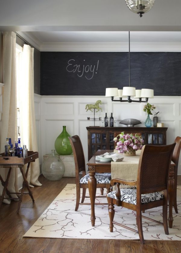 Perfect How To Creatively Use Chalkboard Paint Around The House
