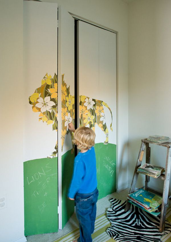 Closet Door Designs And How They Can Completely Change The Décor - Closet door designs can completely change decor