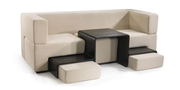 More Than Just A Simple Sofa – Multifunctional Designs