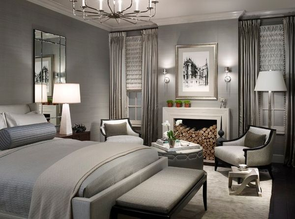 view in gallery - Bedroom Lighting