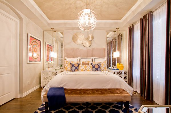 The Best Lighting Sources For Your Dreamy Bedroom - Best light fixtures for bedrooms