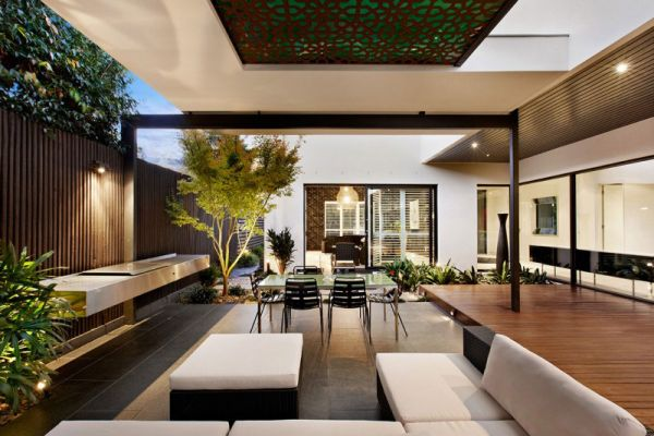 19 Inspiring Seamless Indoor/Outdoor Transitions in Modern Design