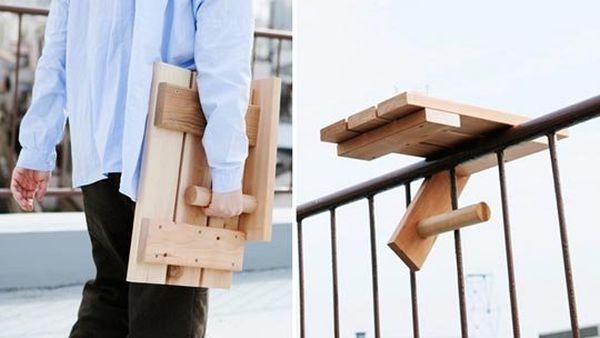 Sky Deck Table.