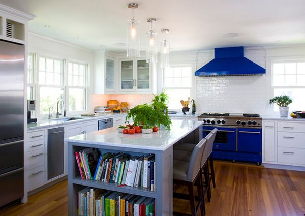 Cobalt Blue Kitchen Appliances