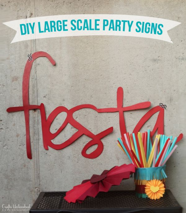 Budget DIY Party Decorations Youll Love This Summer - Diy party decoration
