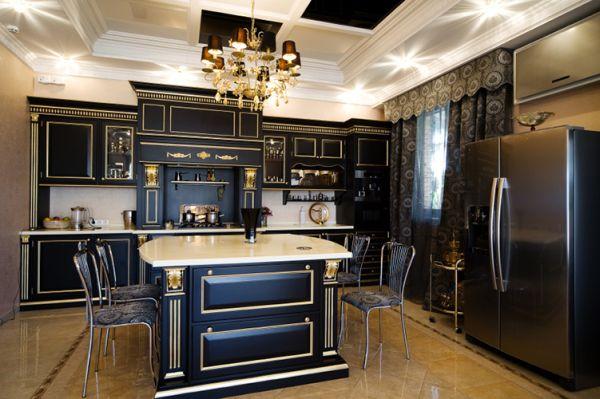 Golden Kitchens Ideas Inspiration