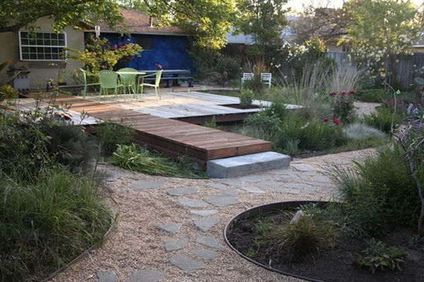 Fill In The Lacking Beauty In Your Garden With A Bridge - Garden bridges