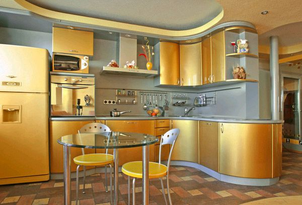 Golden Kitchens Ideas Amp Inspiration