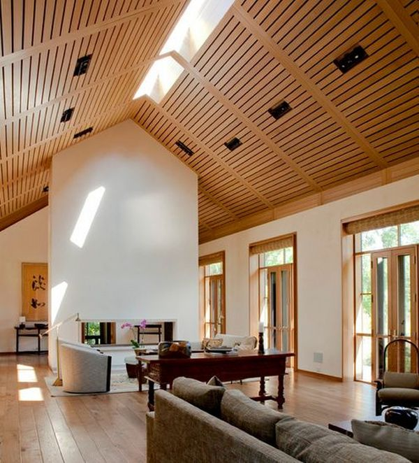 Amazing Ceiling Decorations For Your Modern Home: Beautiful Vaulted Ceiling Designs That Raise The Bar In Style