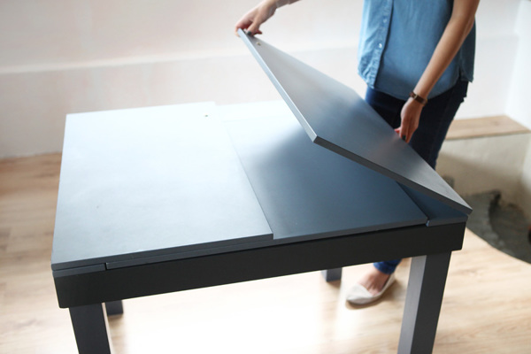 Make the most of your workspace with a multifunctional for Table manger petit espace